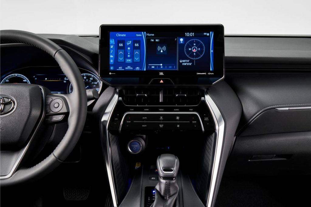 2021 Toyota Venza 15
