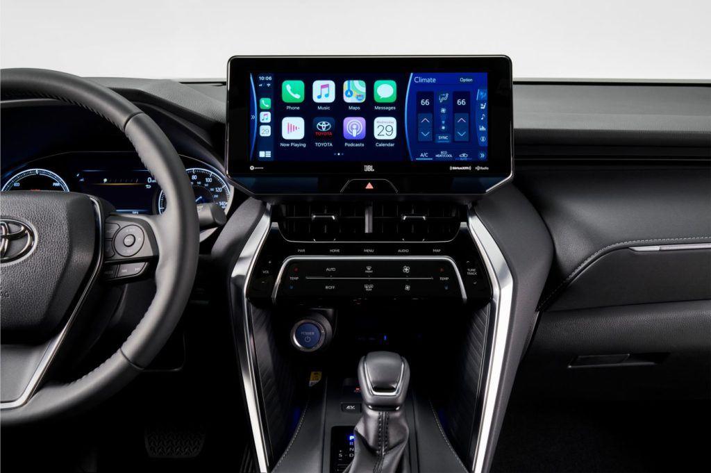 2021 Toyota Venza 16