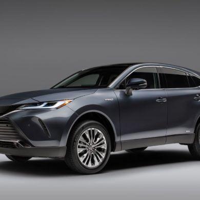 2021 Toyota Venza 2