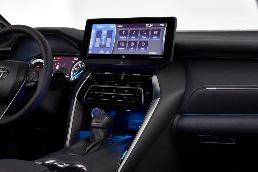 2021 Toyota Venza 26