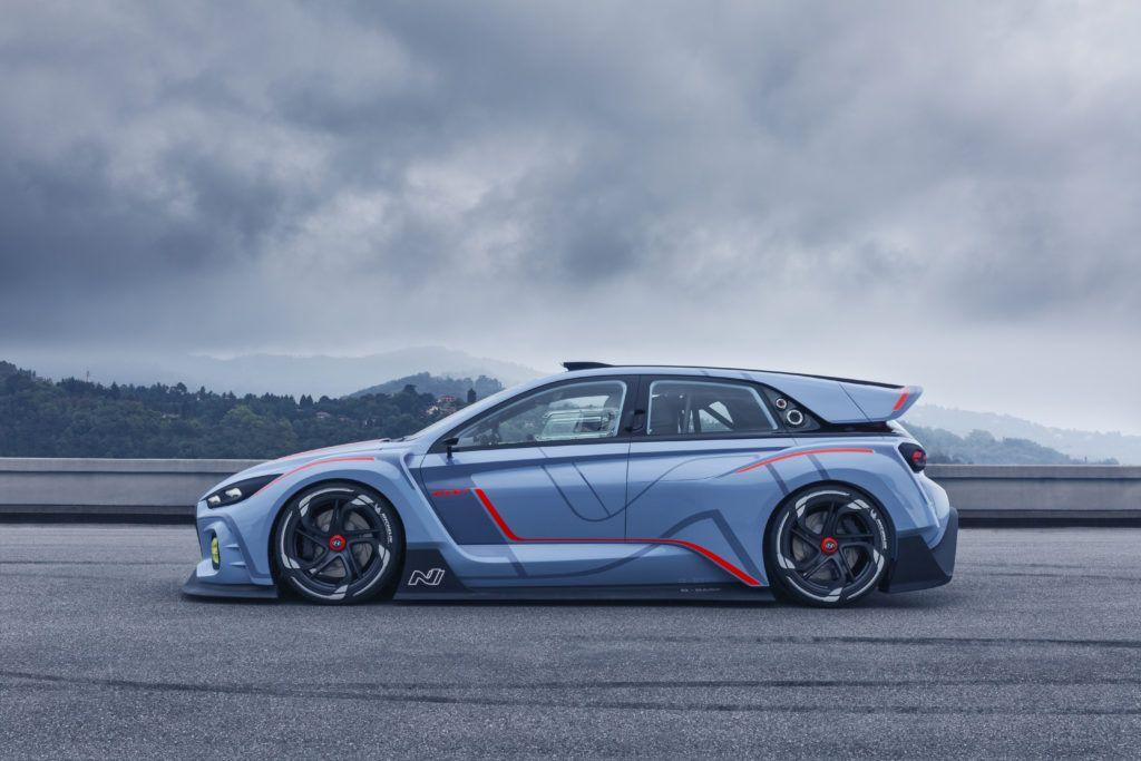 RN30 Racing Concept