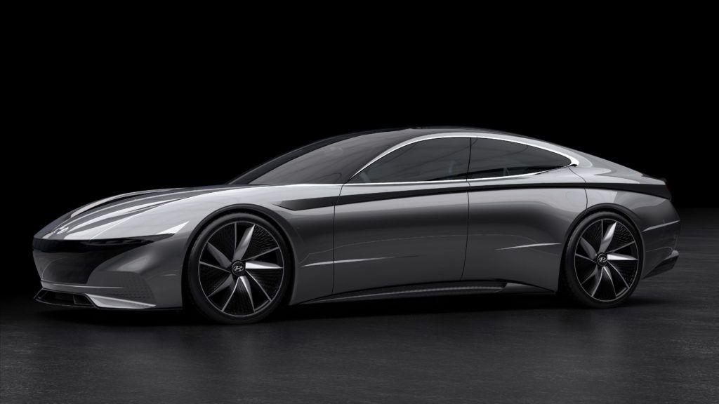 """Hyundai """"Le Fil Rouge"""" Concept"""