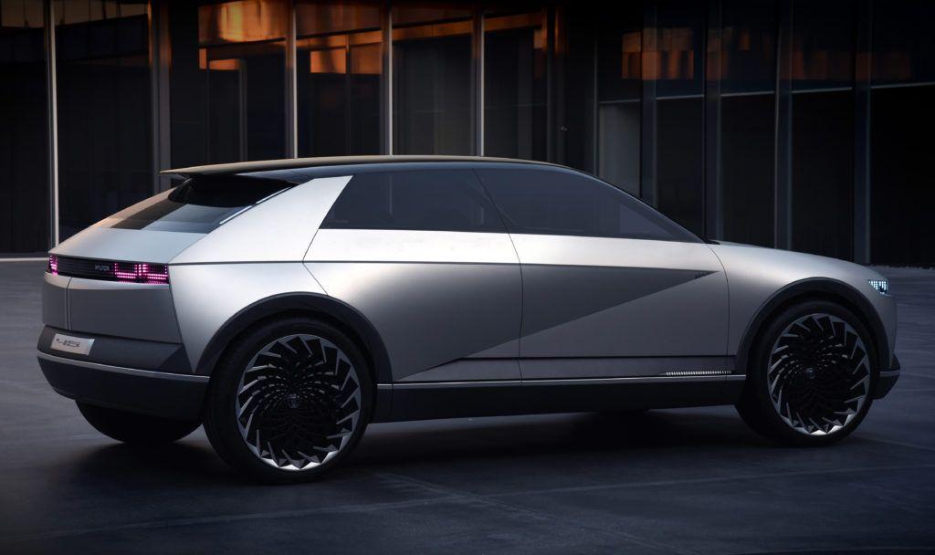 "Hyundai ""45"" EV Concept"