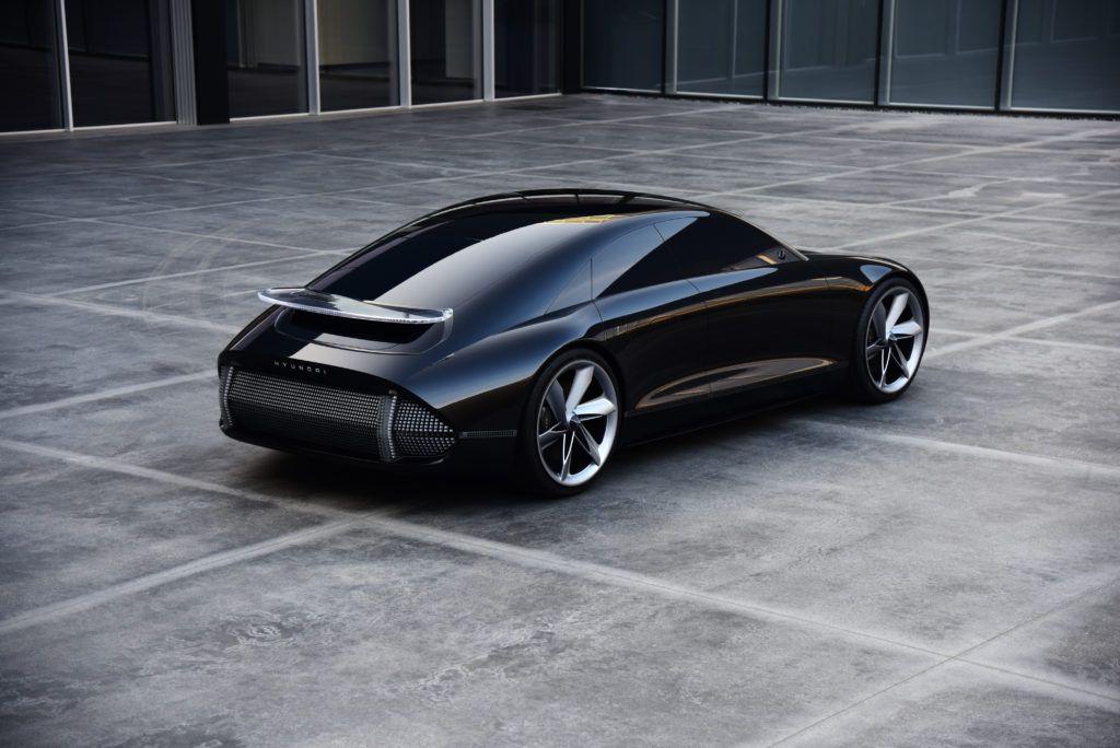 Hyundai Prophecy Concept.