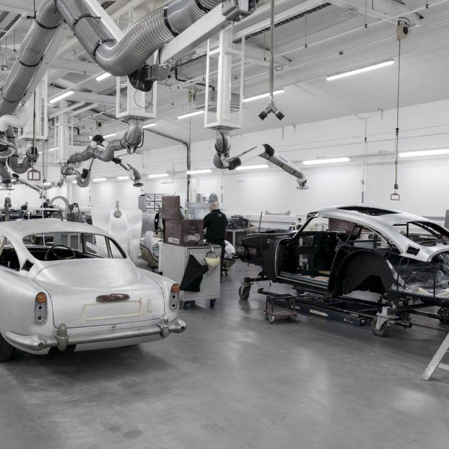 Aston Martin DB5 Goldfinger Continuation 14
