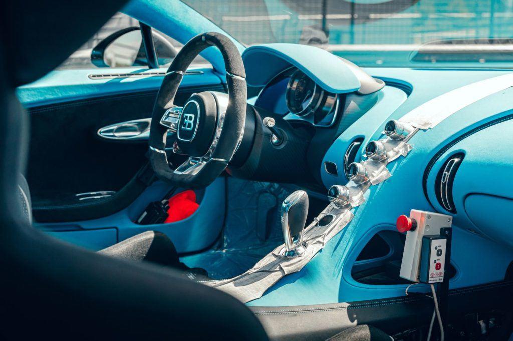 Bugatti Chiron Pur Sport 12