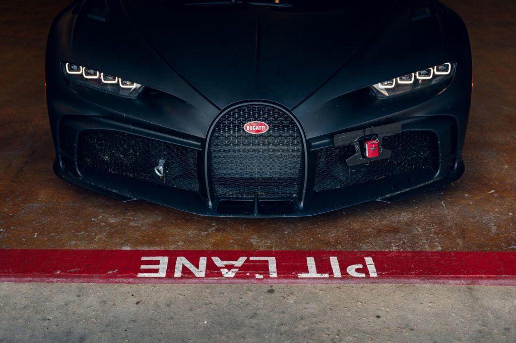 Bugatti Chiron Pur Sport 4