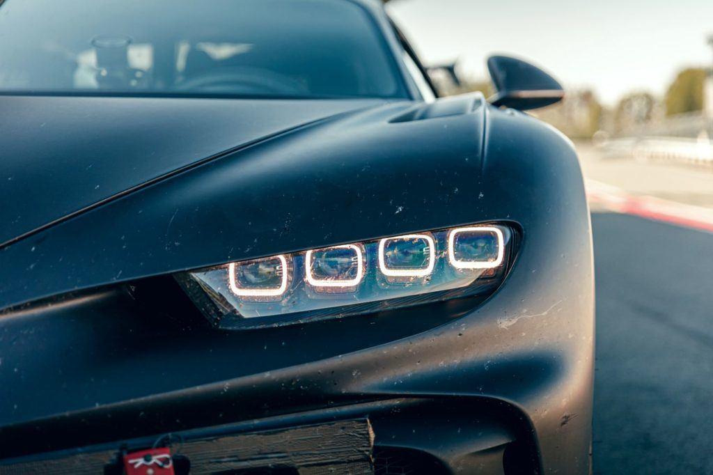 Bugatti Chiron Pur Sport 5