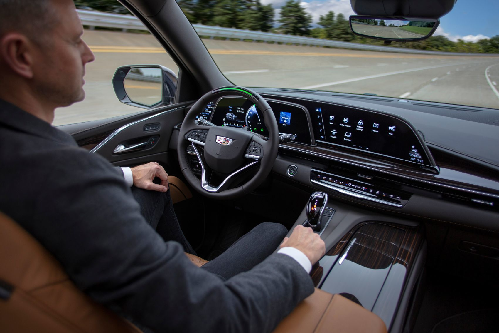 Bite-Size Podcast: How GM's New Ultra Cruise Technology Works