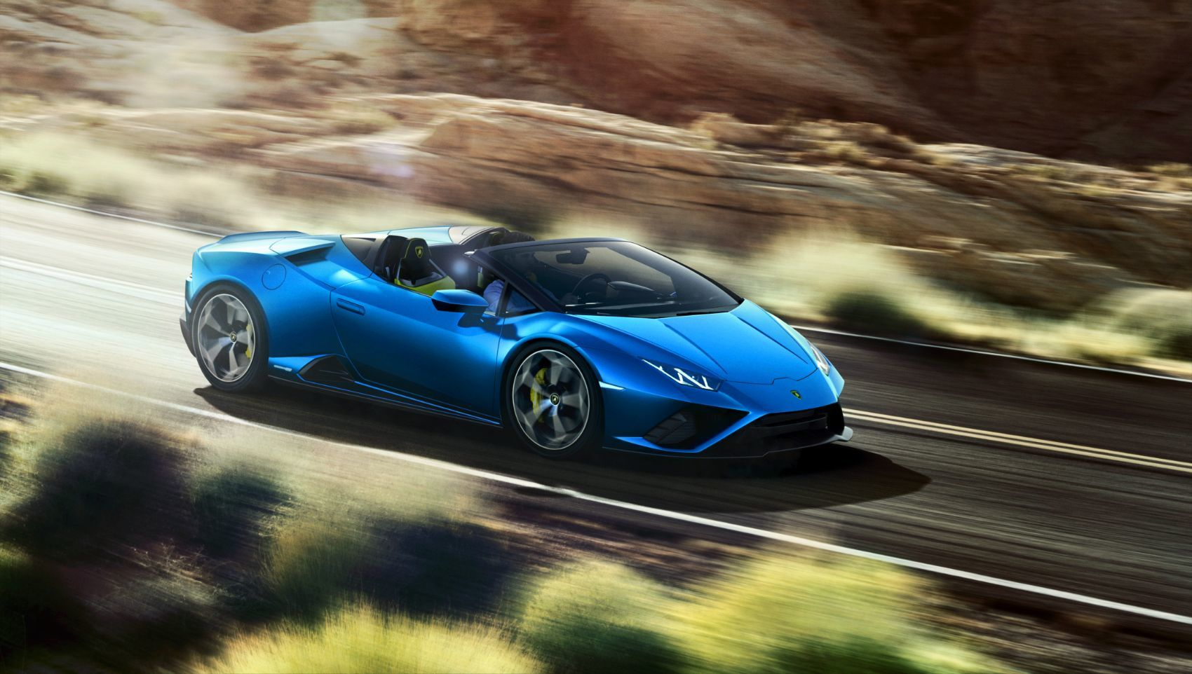 Lamborghini Huracán EVO RWD Spyder: Long Name for a Quick Car!