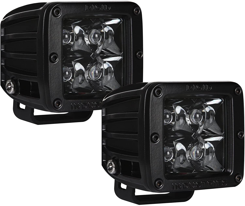 Rigid Industries D Series Pro Spot Light Midnight Edition