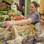 SOS Community Services Ypsilanti Food Pantry Toyota Sienna donation Toyota RD 05.2020
