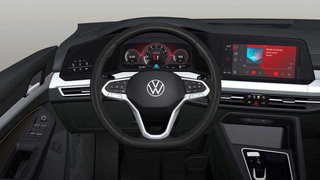 Volkswagen Golf GTI 19
