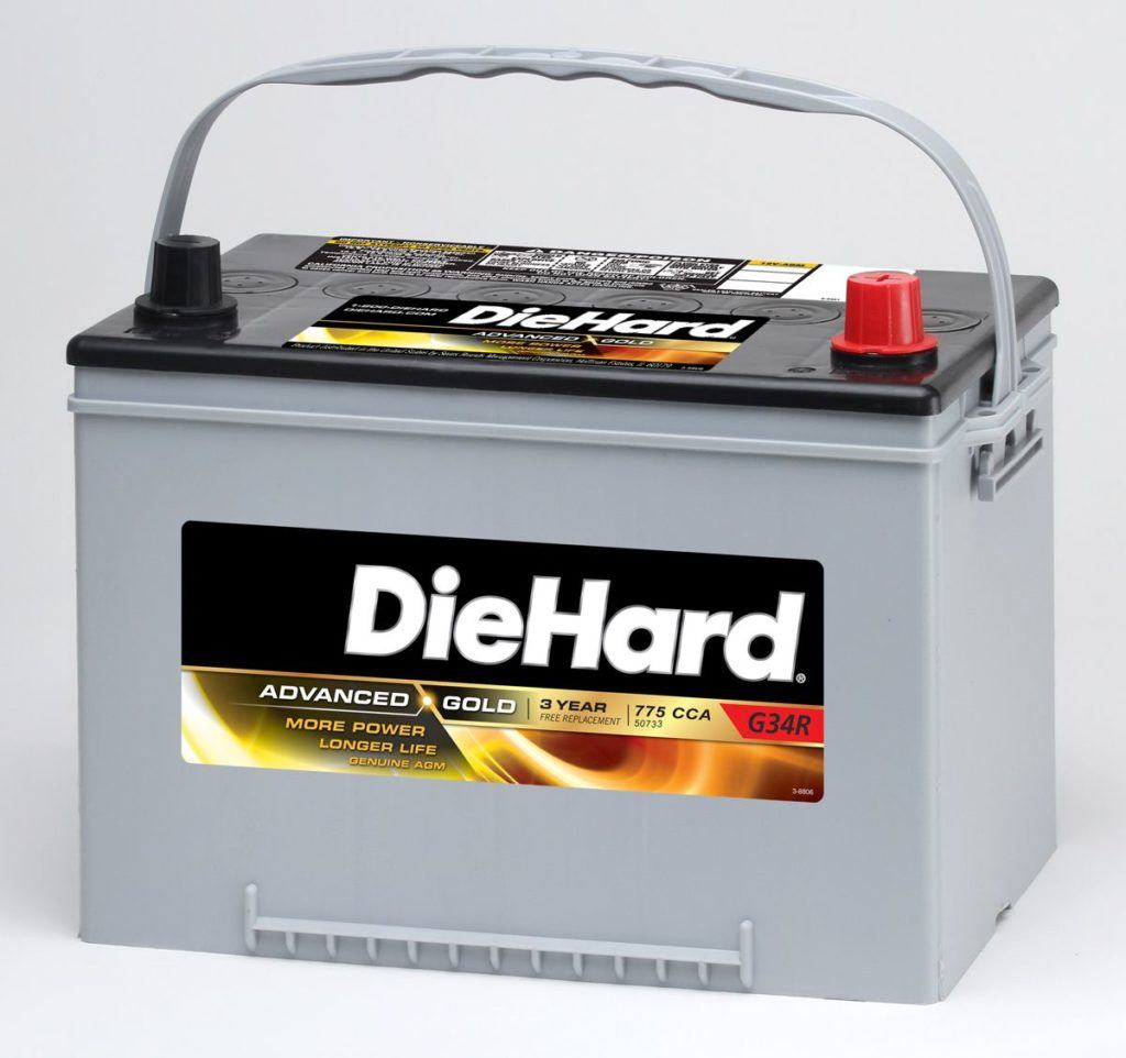 Best Car Batteries for Hot Weather - DieHard.