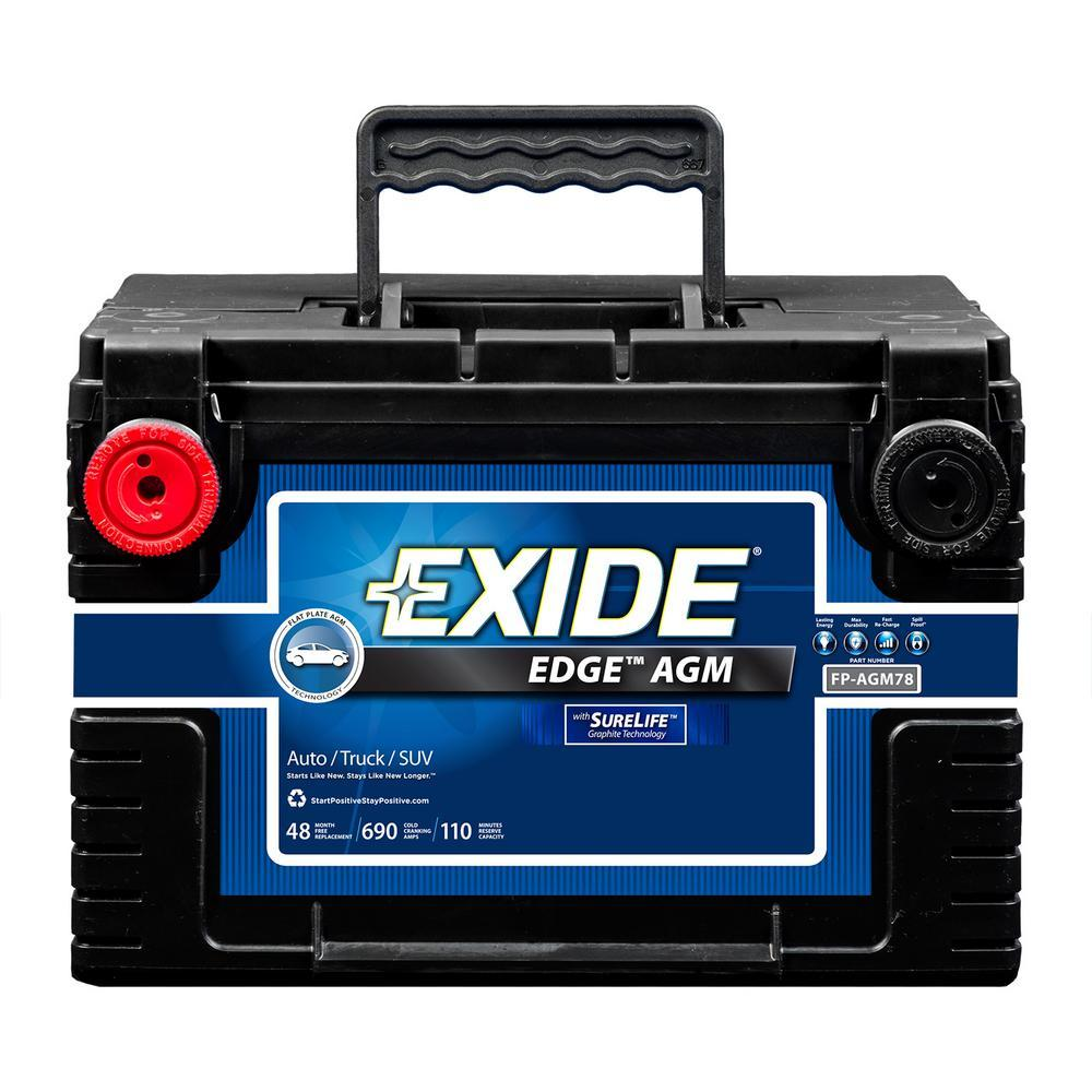 Best Car Batteries for Hot Weather - Exide.