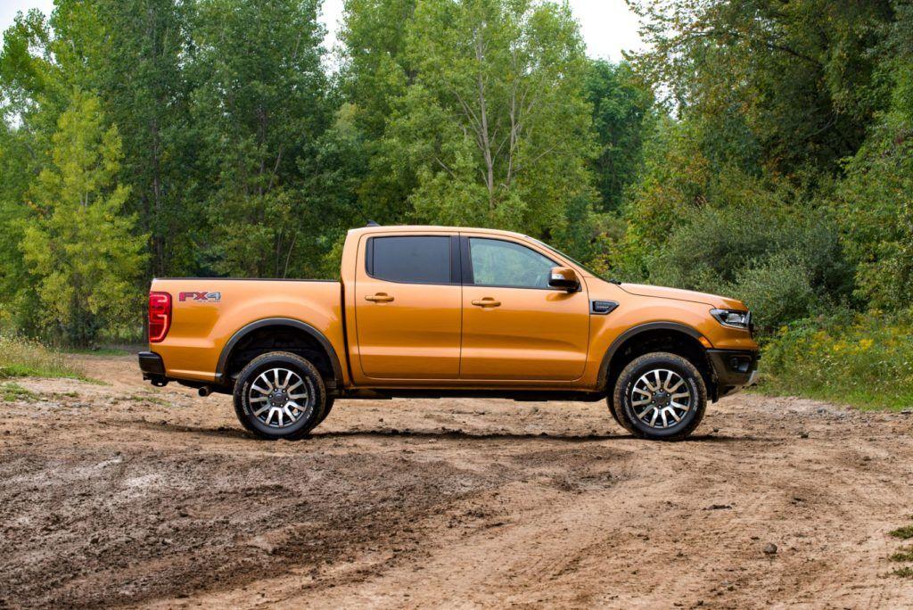 2020 Ford Ranger 9