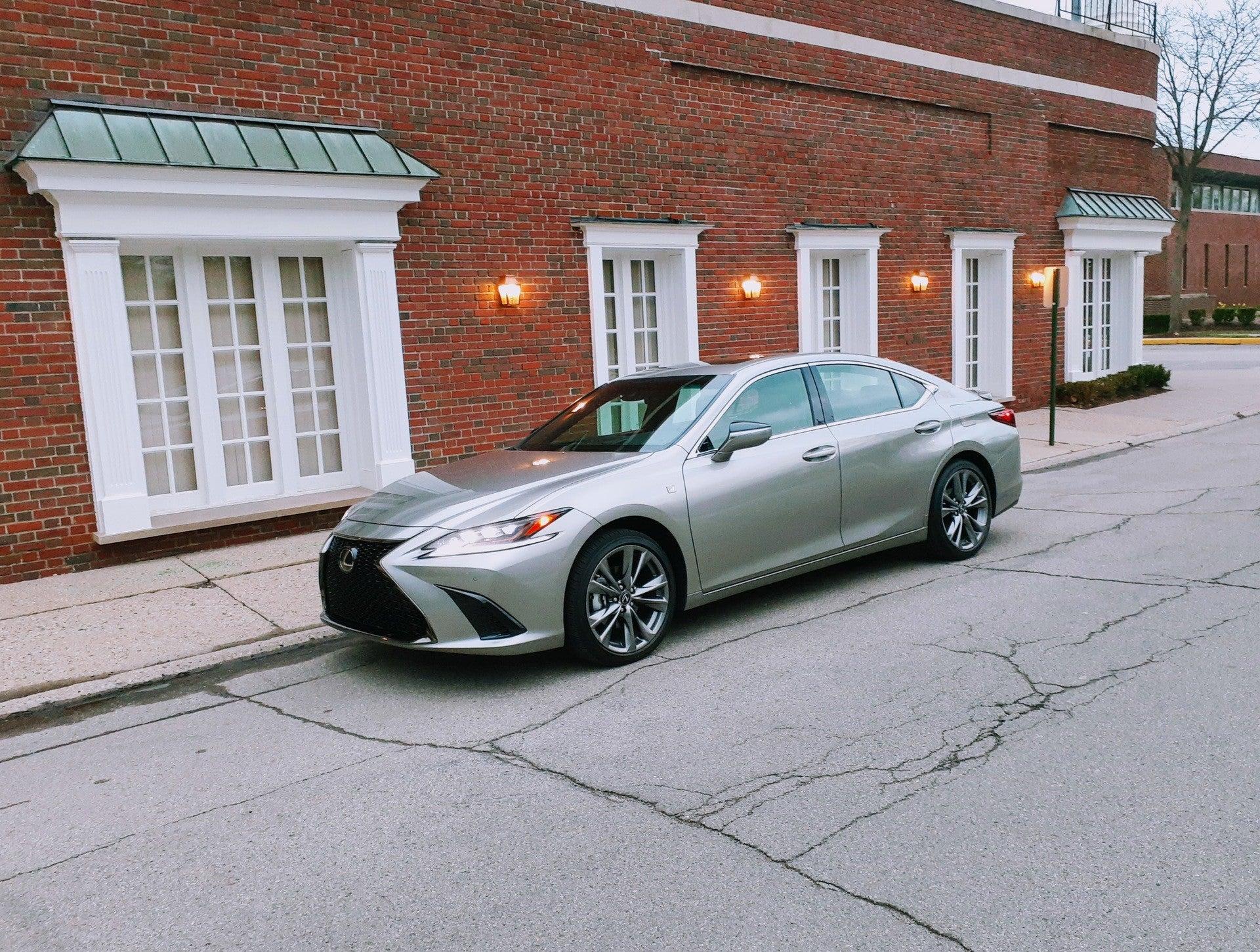 2020 Lexus ES 350 F Sport 1 1 scaled
