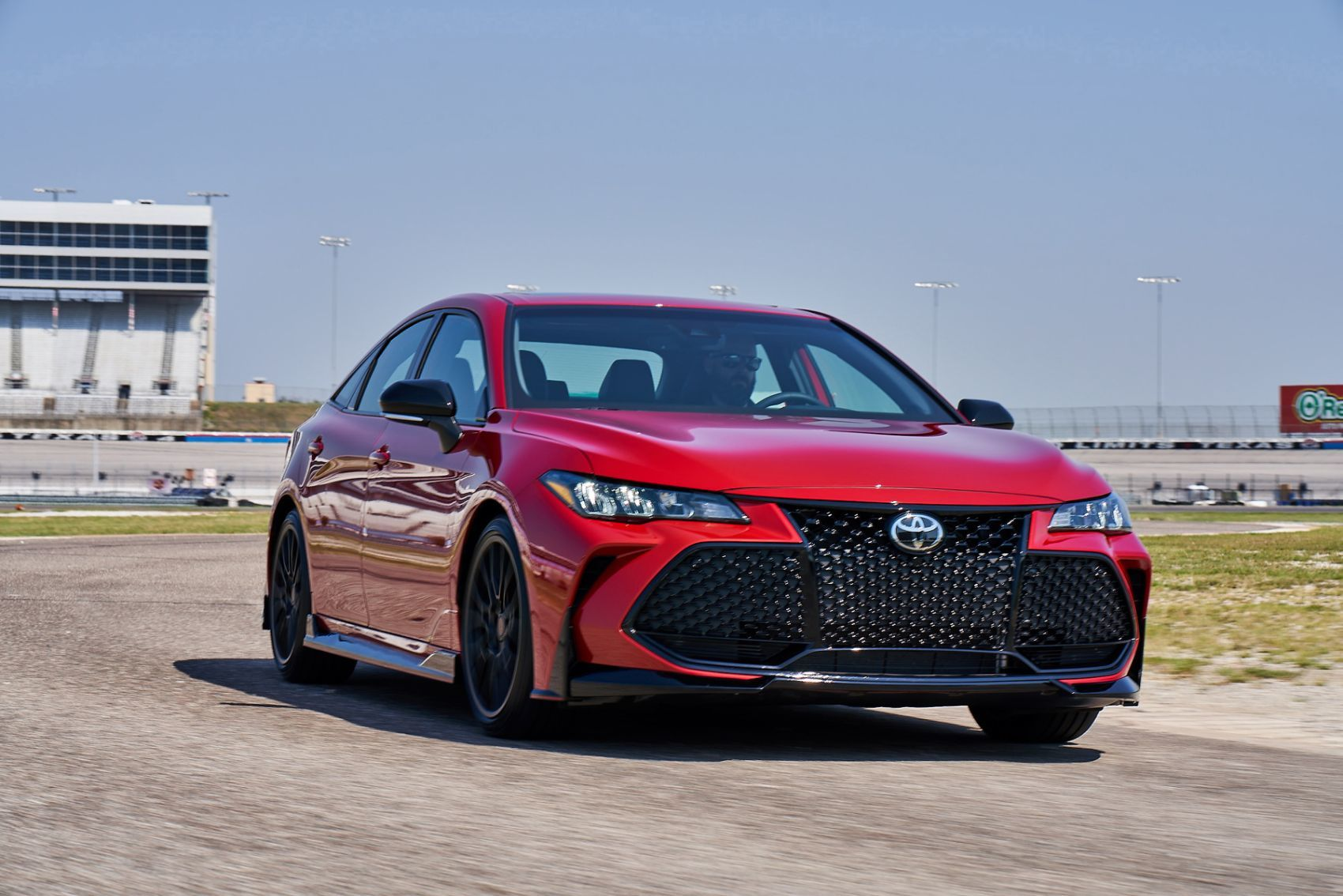 2020 Toyota Avalon TRD Review: More Playful Than Your Average Daily Driver