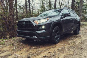 2020 Toyota RAV4 TRD Off Road 4