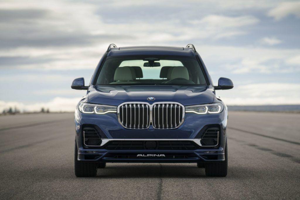 2021 BMW ALPINA XB7 11