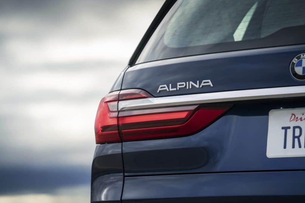 2021 BMW ALPINA XB7 14