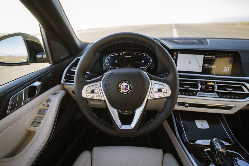 2021 BMW ALPINA XB7 20