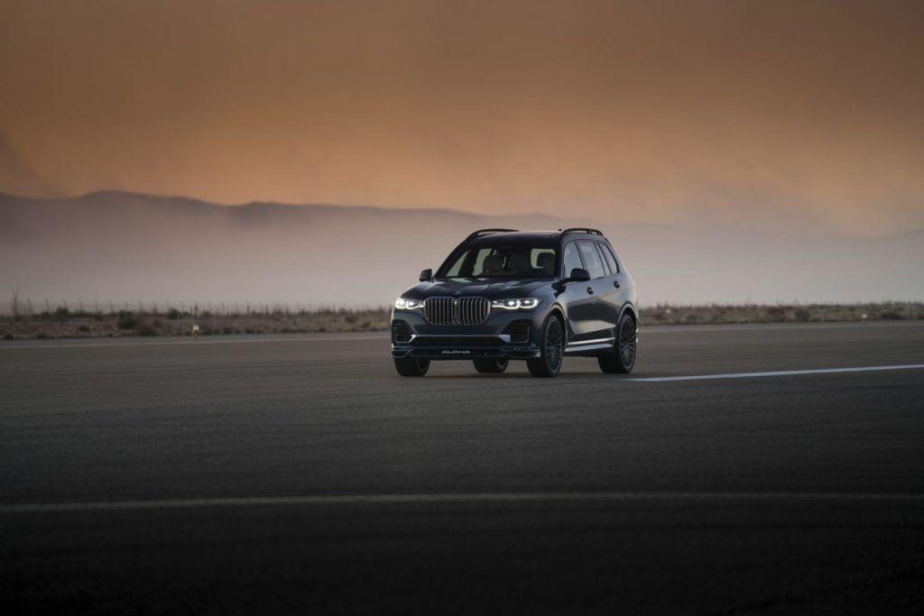 BMW Alpina XB7.