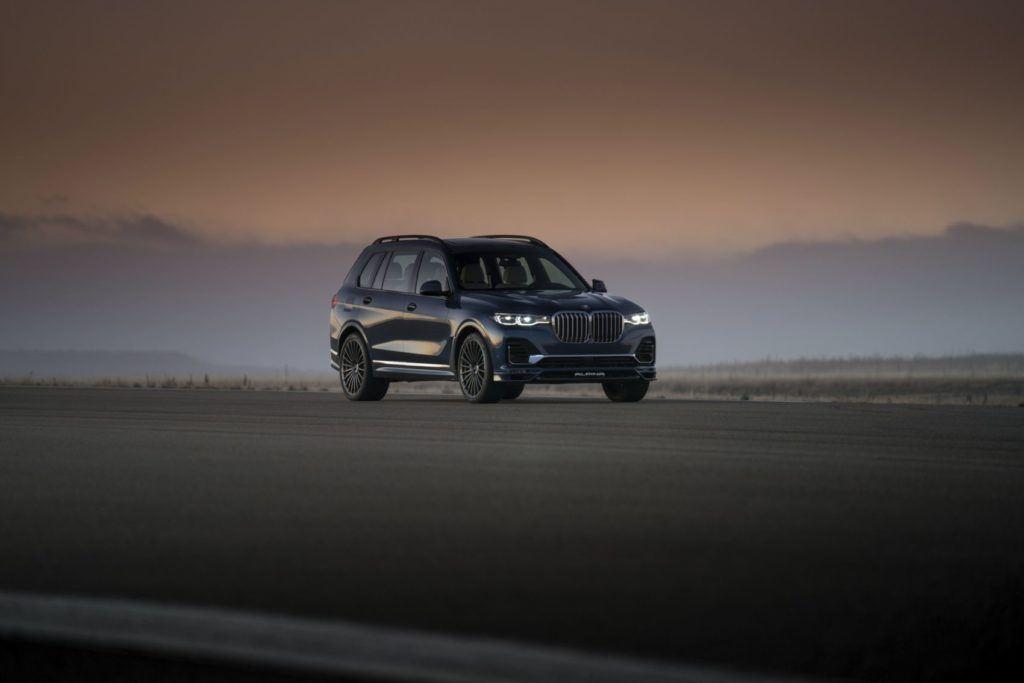 2021 BMW ALPINA XB7 29