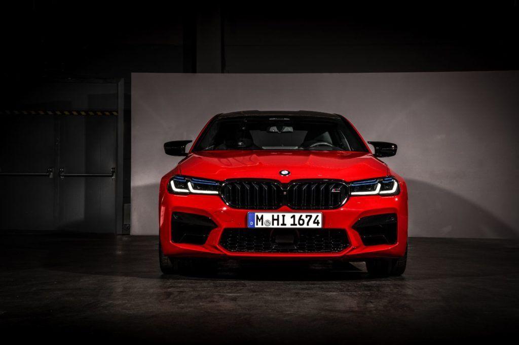 2021 BMW M5 Competition Sedan 1