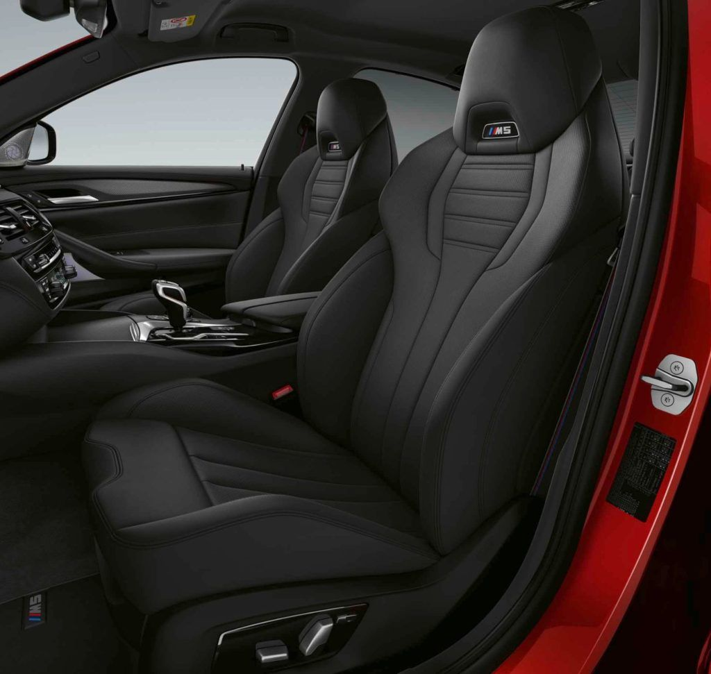 2021 BMW M5 Competition Sedan 16