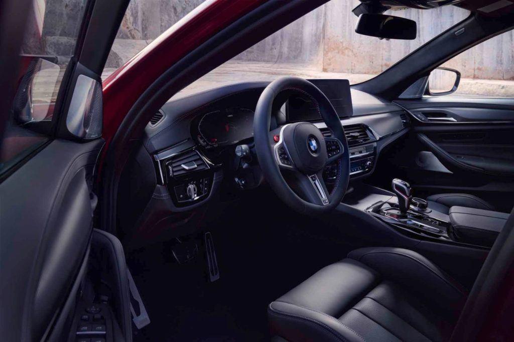 2021 BMW M5 Competition Sedan 19