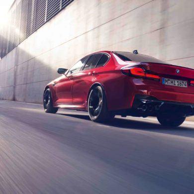 2021 BMW M5 Competition Sedan 21
