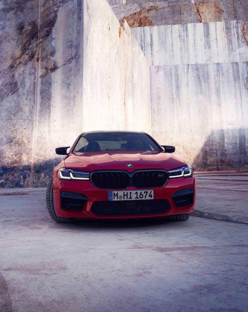 2021 BMW M5 Competition Sedan 22
