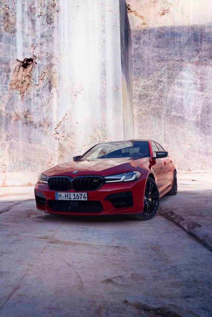 2021 BMW M5 Competition Sedan 23