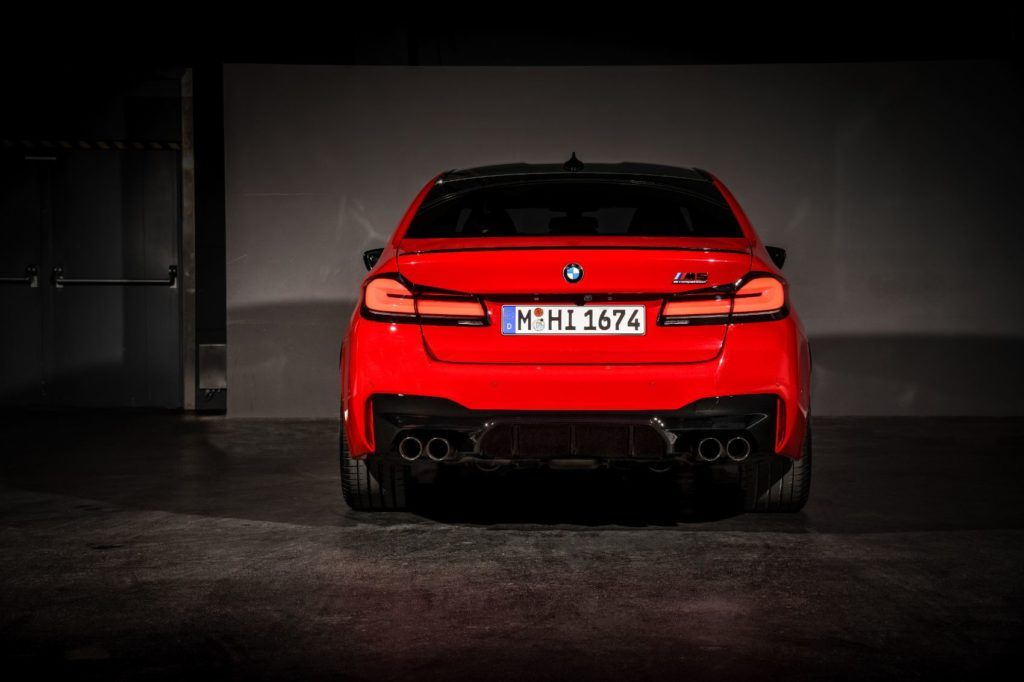 2021 BMW M5 Competition Sedan 6
