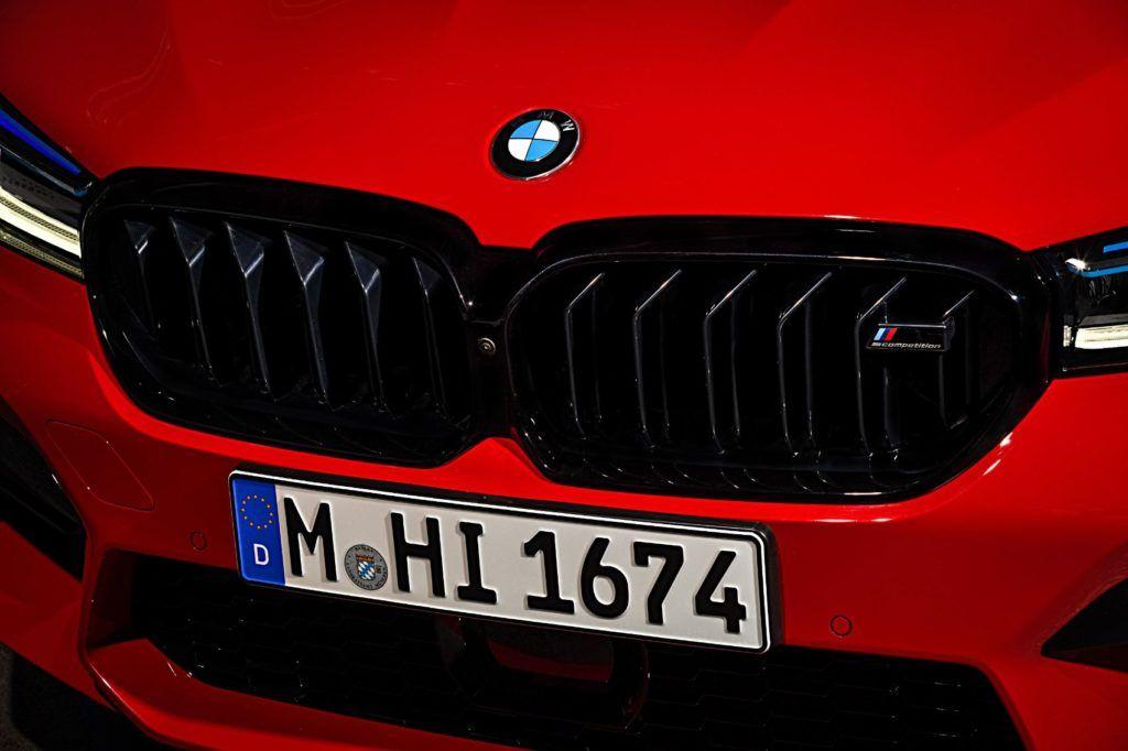 2021 BMW M5 Competition Sedan 7