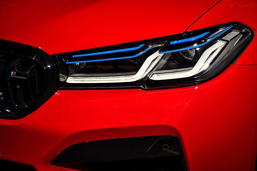2021 BMW M5 Competition Sedan 8