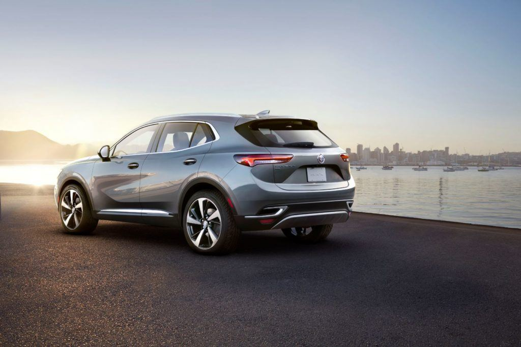 2021 Buick Envision.