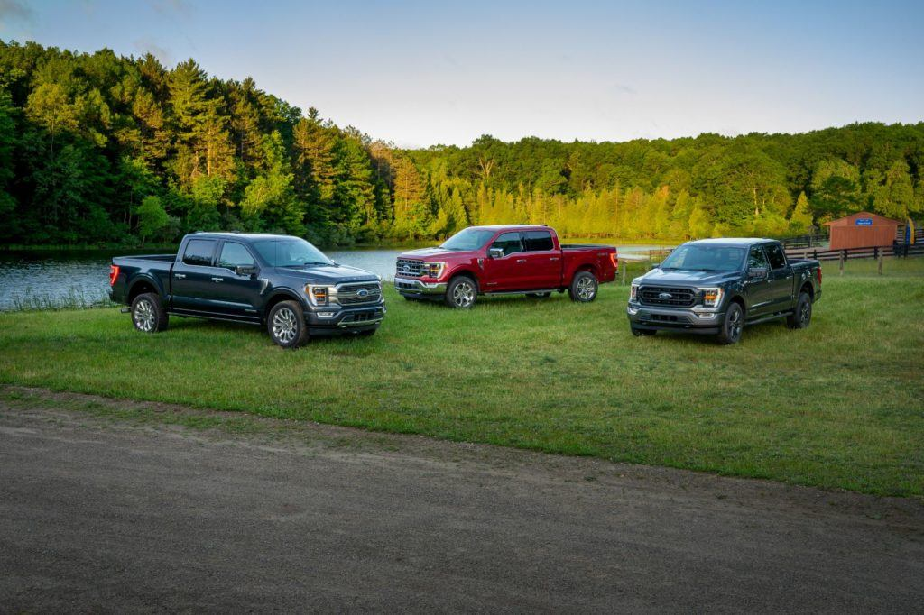 2021 Ford F 150 10