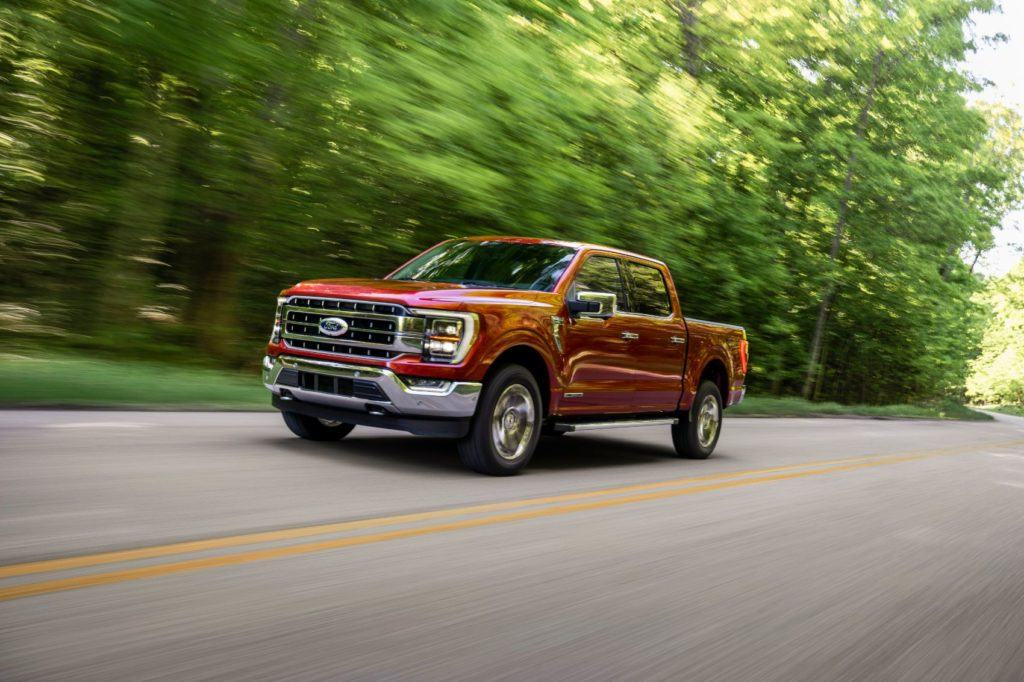 2021 Ford F 150 11