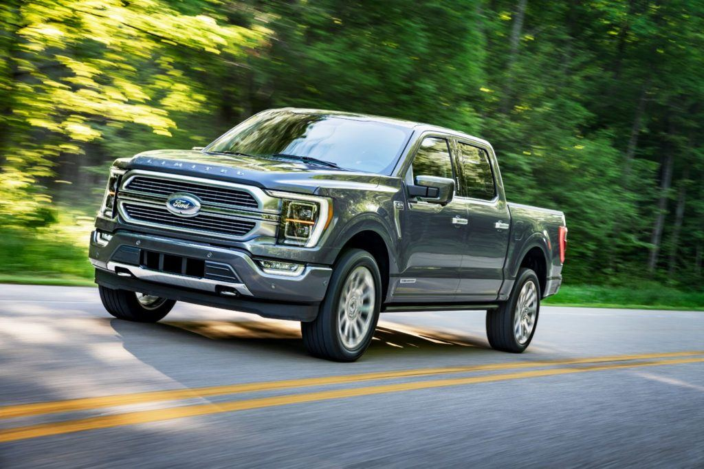 2021 Ford F 150 12