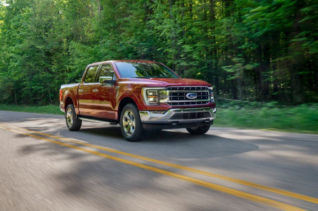 2021 Ford F 150 13