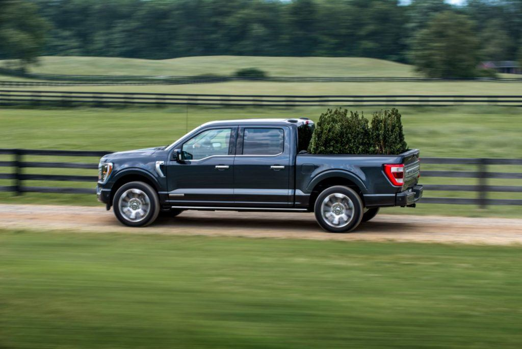 2021 Ford F 150 14