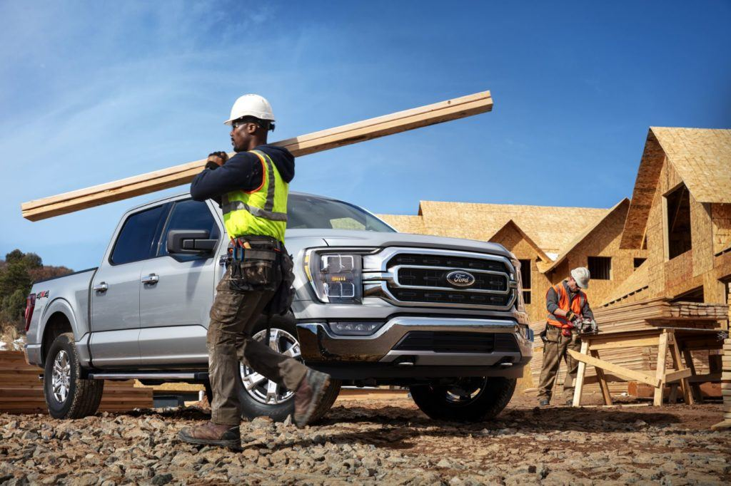 2021 Ford F 150 19