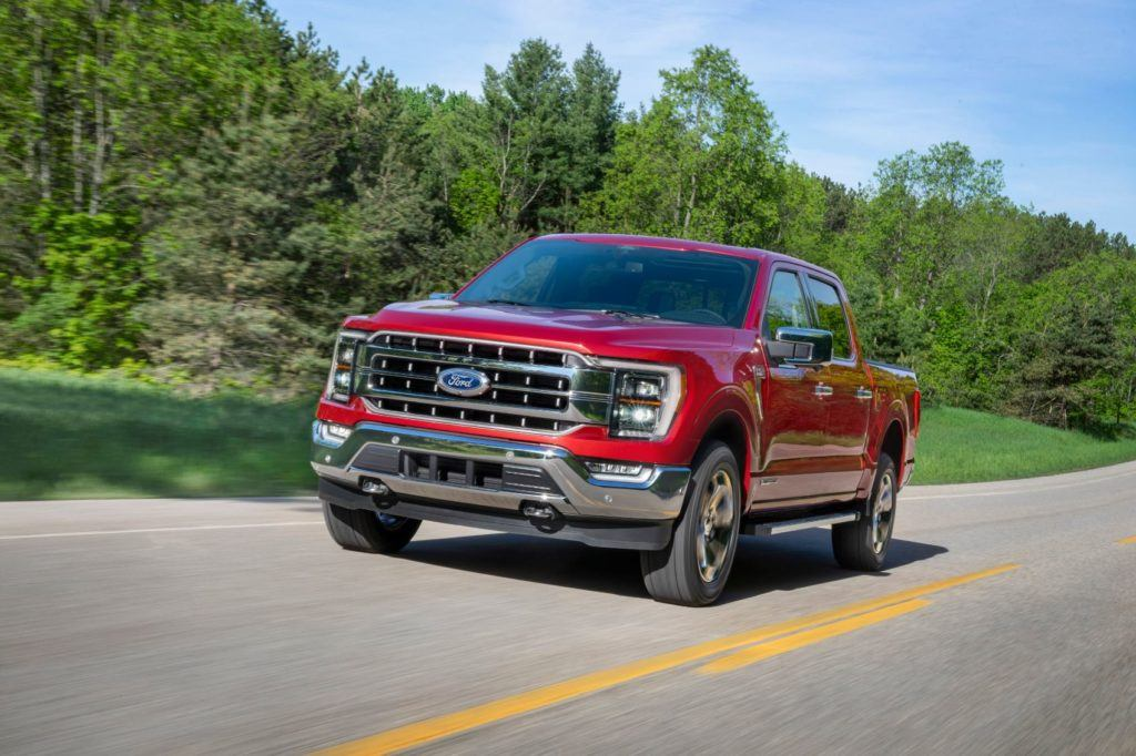 2021 Ford F 150 6