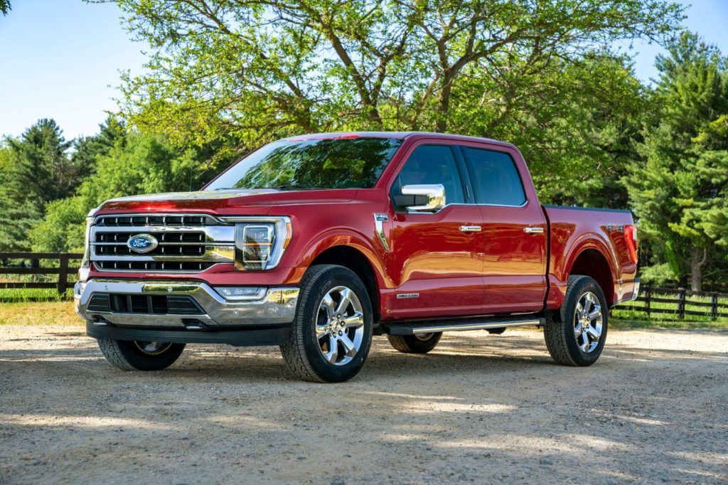 2021 Ford F 150 7
