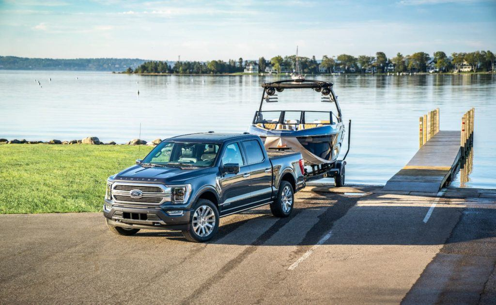 2021 Ford F 150 9
