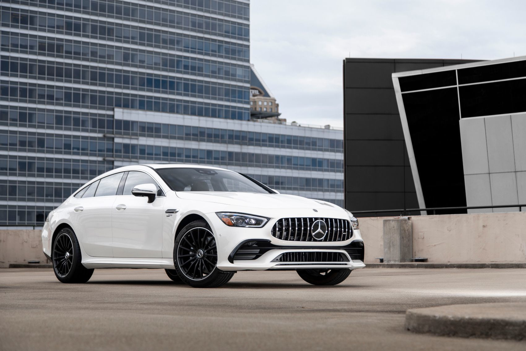 2021 Mercedes-AMG GT 43 4-Door Coupe: Have Your Cake & Eat ...