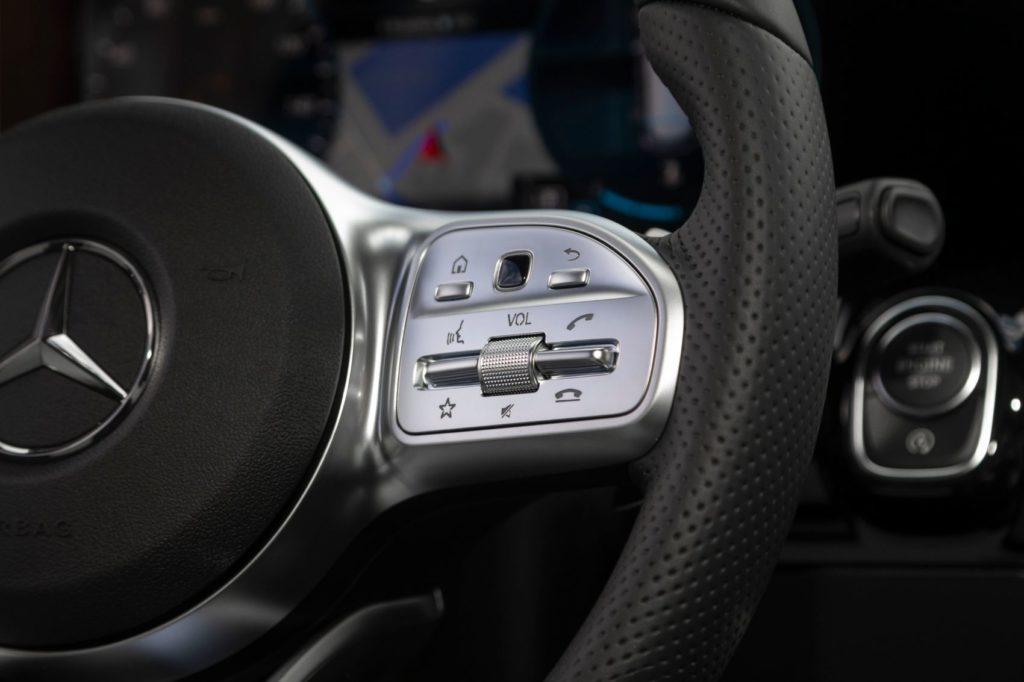 2021 Mercedes Benz GLA 42