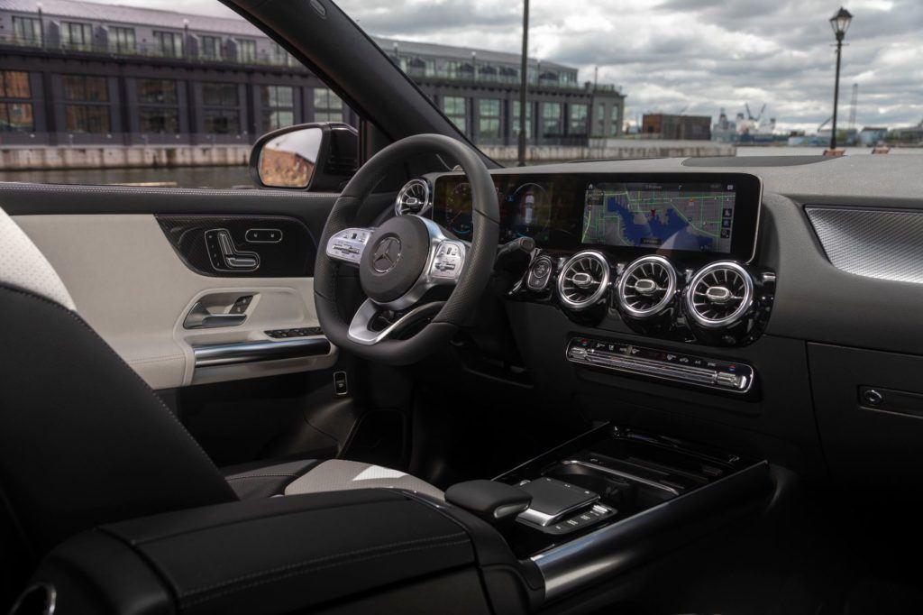 2021 Mercedes Benz GLA 43